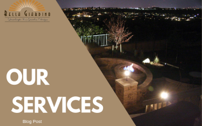 Colorado Springs, Colorado ~  Professional Landscaping Services