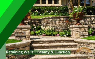 Retaining Walls – Beauty & Function