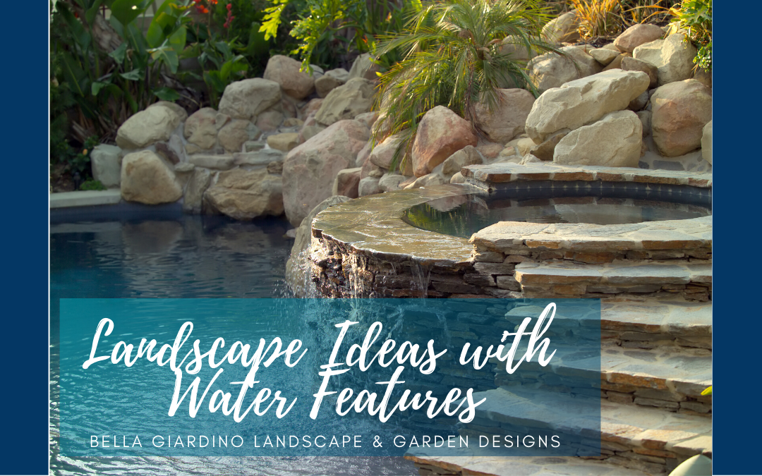 Landscape Ideas with Water Features