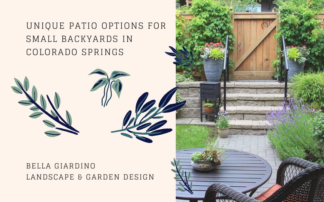 Landscapes for Small Backyards