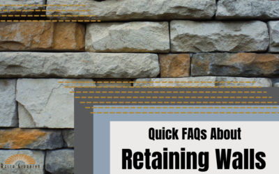 Quick FAQs About Retaining Walls